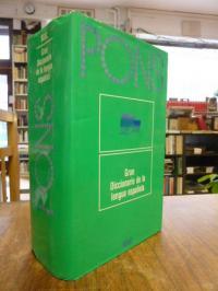 Sociedad General Española de Libreria S.A. Gran diccionario de la lengua espanol