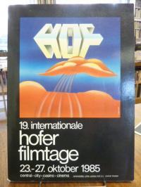 Cine Center Hof e.V. (Veranstalter und Hrsg.), 19. Internationale Hofer Filmtage