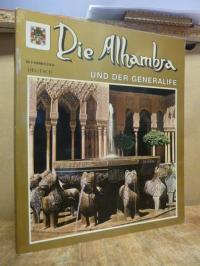 Die Alhambra und der Generalife,