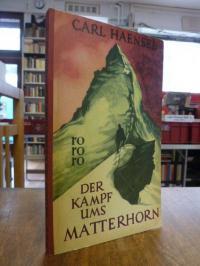 rororo .060, Der Kampf ums Matterhorn,