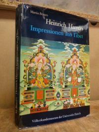Brauen, Heinrich Harrers Impressionen aus Tibet – gerettete Schätze – MitBildleg