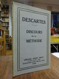 Descartes, Discours de la Methode – Texte soigneusement revue at anote,