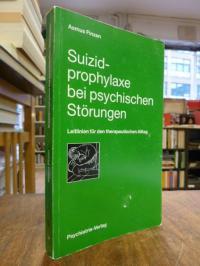 Finzen, Suizidprophylaxe bei psychischen Störungen – Leitlinien für den therapeu
