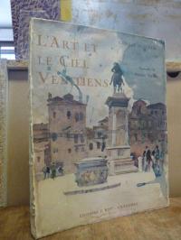 Mauclair, L'Art et le ciel vénitiens – aquarelles de Pierre Vignal