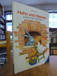 Huhn und Häschen suchen den Osterhasen – Ein Bilderbuch