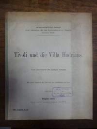 Schultz, Tivoli und die Villa Hadrian,