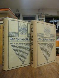 Chamisso, Adelbert von Chamissos sämtliche Werke in vier Bänden. Mit einer Auswa