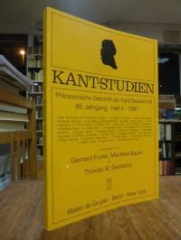Kant, Kant-Studien – Philosophische Zeitschrift der Kant-Gesellschaft, 88. Jahrg