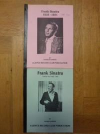Sinatra, Frank Sinatra, Volume one (1): 1935-1951 / Volume two (2): 1952 – 1981,