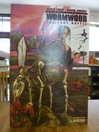 Ennis, Chronicles of Wormwood – The Last Battle, Issue 5, (wraped cover),