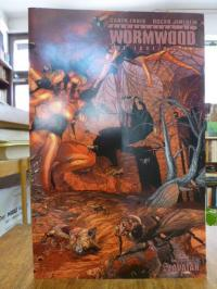 Ennis, Chronicles of Wormwood – The Last Battle, Issue 6, (wraped cover),