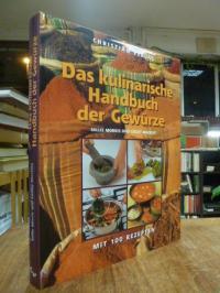 Morris, Das kulinarische Handbuch der Gewürze – NMit 100 Rezepten,
