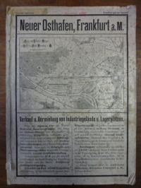 Frankfurt, Reclams Universum, 28. Jahrgang, 9. Mai 1912, Heft 32: Frankfurt und