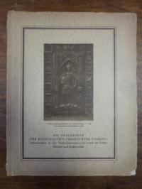 Köllreuter, Die Geschichte der katholischen Frankfurter Familien, insbesondere i