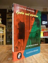 Davis, Lydia soll sterben – Kriminalroman,