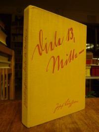 Buchhorn, Diele 13, Mitte – Ein Roman,
