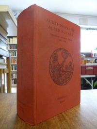 Radtke, Auktionspreise alter Bücher – Deutschland Österreich Schweiz 1975-1990 –