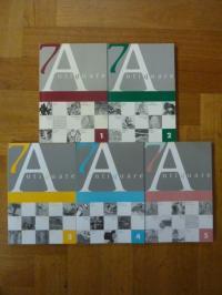 Antiquariatskatalog / Eckert & Kaun, 7 Antiquare, Katalog Nr. 1, 2, 3, 4 und 5,