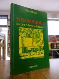 Afrika / Meyns, Mozambique – im Jahr 2 der Unabhängigkeit,
