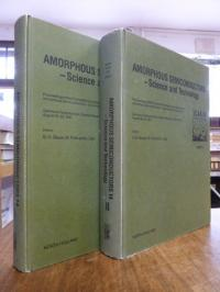 Bauer, Amorphous Semiconductors – Science and Technology, Part I (1),