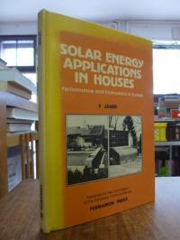 jäger, Solar Energy Applications in Houses – Performance and Economic
