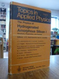 Joannopoulos, The Physics of Hydrogenated Amorphous Silicon I (1) – Structure, P