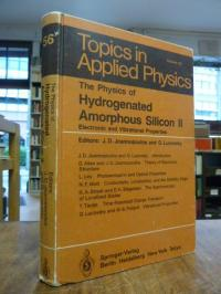 Joannopoulos, The Physics of Hydrogenated Amorphous Silicon II (2): Electronic a