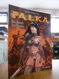 Zanotto, Falka, [Band] 1: Der Hauch des Teufels,