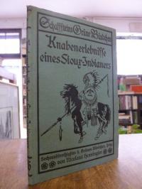 Amerika / Nordamerika / Eastman, Knabenerlebnisse eines Siouxindianers (auf Vord