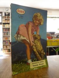 ESSO Tank-Post – Kundenzeitschrift der ESSO-Stationen, 10. Jahrgang: Heft 3 (Mai