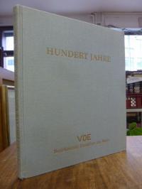 VDE, Hundert Jahre 1881 – 1981,