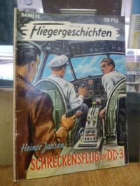 Jansen, Schreckensflug der DC 3,