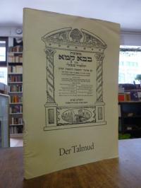 Werner, Der Talmud,