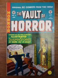 Craig, The Vault Of Horror No. 2 – Original EC Comics From The 1950s! (Reprint),