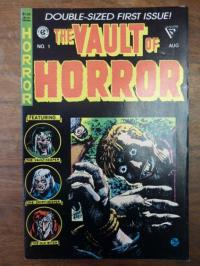 Craig, The Vault Of Horror No. 1 – Double-Sized First Issue! (Reprint),
