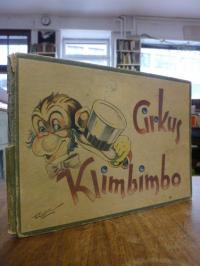 Fieber, Cirkus Klimbimbo – Eine lustige Bilderreihe,