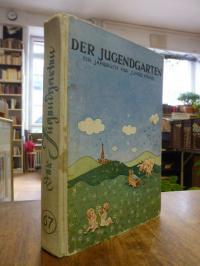 Knüpffeer, Der Jugendgarten – Ein Jahrbuch für Mädel, Band 67: Erzählungen, Gedi