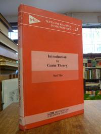 Tijs, Introduction to Game Theory,