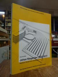 Niegeman, Johan Niegeman 1902-1977 – Bauhaus, Sowjet Unie, Amsterdam,
