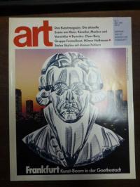 Frankfurt, art – Das Kunstmagazin: Frankfurt – Kunst-Boom in der Goethestadt (Di