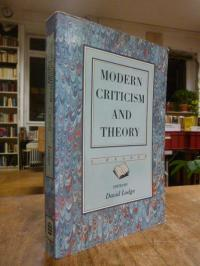 Modern Criticism and Theory – A Reader,