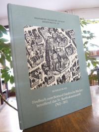 Bund, Findbuch zum Bestand Städtische Bücher betreffend das St. Bartholomäusstif
