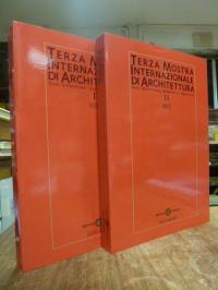 Pirovano, Terza Mostra Internazionale di Architettura = Third International Exhi