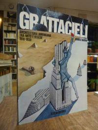 Baroni, Grattacieli – Architettura americana tra mito e realtà 1910 – 1939,