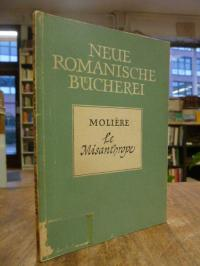 Moliere, Le Misanthrope,