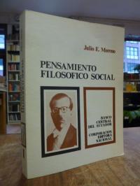 Moreno, Pensamiento filosofico-social,