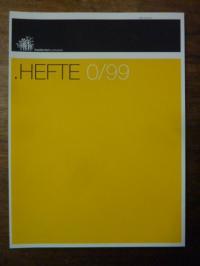 Schafhausen, Hefte 0 / 99,