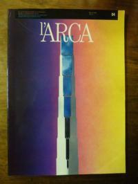 Mandato, l'Arca, No 4 Marzo/March 1987: Il progetto verticale = Vertical design,
