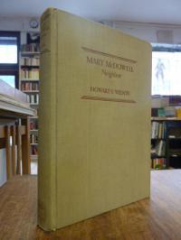 Wilson, Mary McDowell Neighbor, (von Mary McDowell signiert),