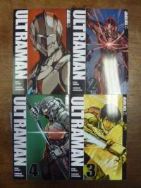 Shimizu, Ultraman – Band 1 bis 4,